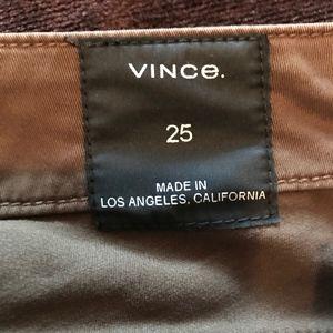 Vince Pants - Zip Ankle Utility Pants VINCE